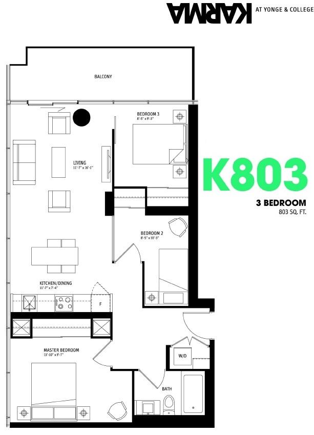 Karma - K803