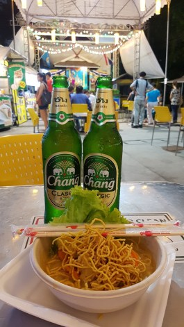 Khao Soi and Chiang Beer