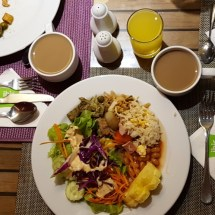Ibis Styles Chiang Mai Thailand Free Breakfast