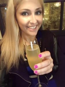 My perfect mimosa! Guilty Pleasure Itaewon Seoul