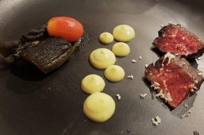 Striploin Normal by Ryunique Garosugil Seoul Korea Restaurant Food Wine Review Toronto Seoulcialite