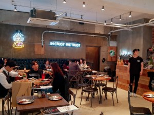 Korea Gino's Pizza Gangnam Apgujeong Seoul Food Toronto Seoulcialite Menu Review
