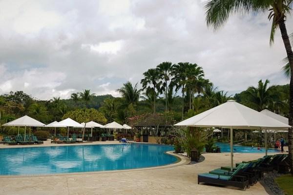 Shangri-La Rasa Ria Resort Kota Kinabalu Hotel Sabah Malaysia Borneo Paradise Ocean Wing Special Privileges pool