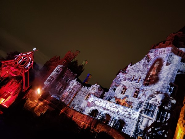 Legends of Horror Toronto Seoulcialite Casa Loma Things to Do on Halloween Toronto