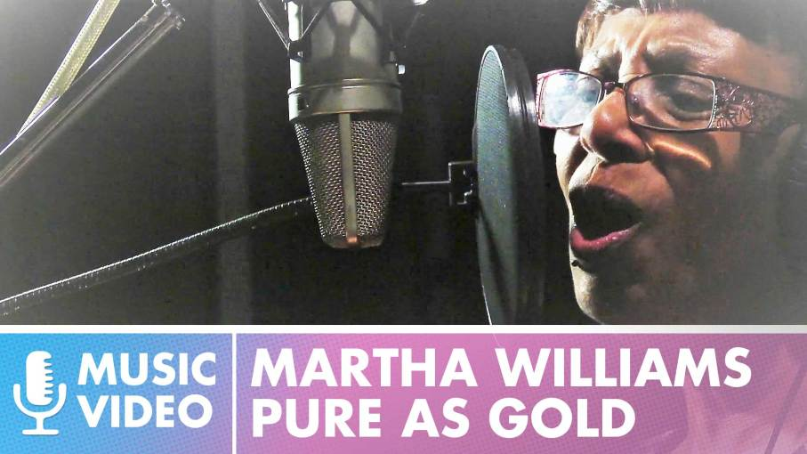 God makes no mistakes.  Hear Martha's song PURE AS GOLD.