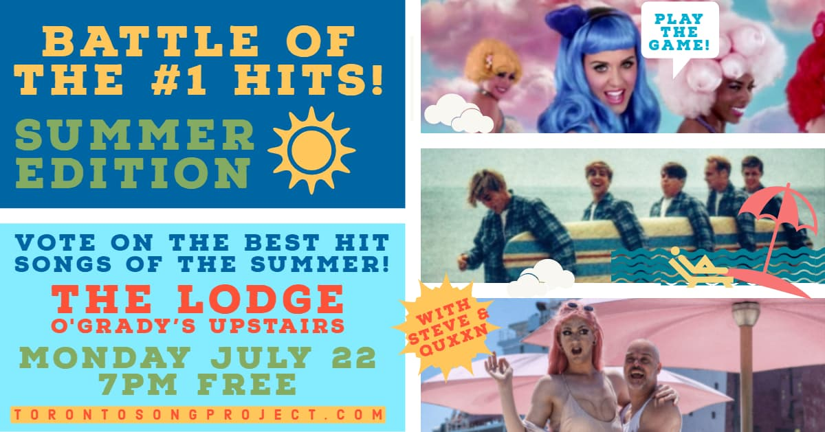 Battle of the #1 Hits - Summer Edition