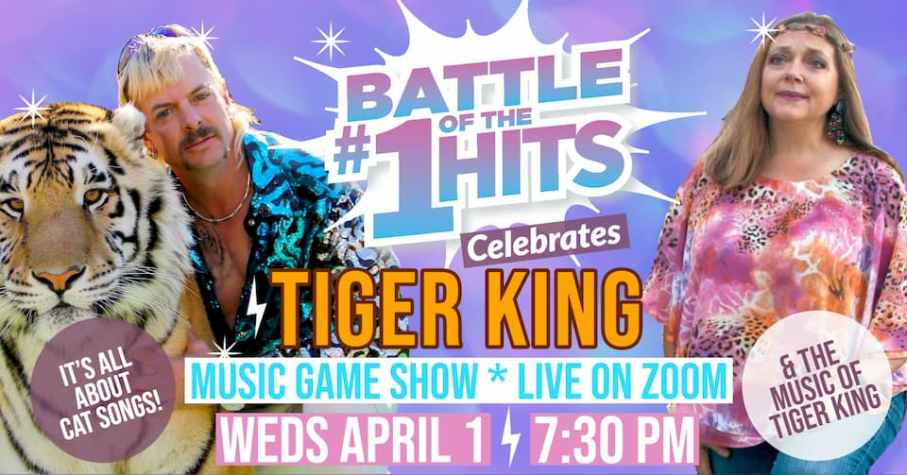 Tiger King On Battle of the #1 Hits