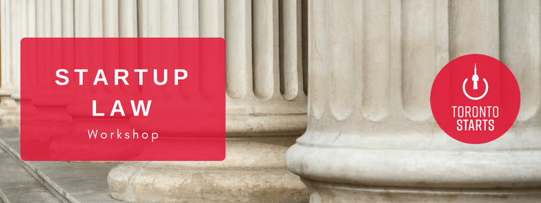 Startup Law with The Startup Coach