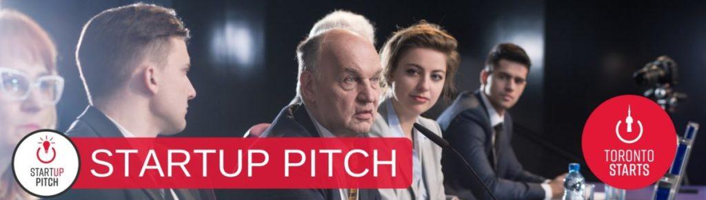 STARTUP PITCH Judges from TorontoStarts