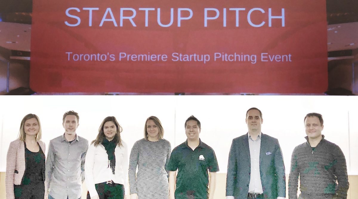 Toronto's Premiere Pitching Competition Startup Pitch by TorontoStarts