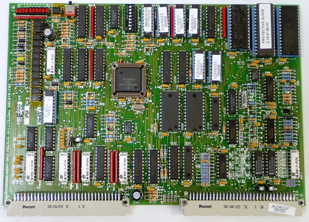 Hospal 9031048300 6960603 Protective System EMC Circuit