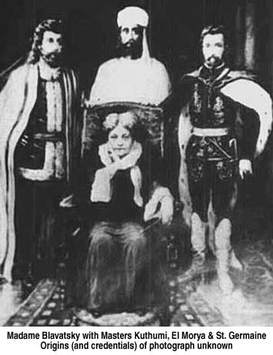 Blavatsky and the Masters