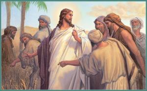Jesus the Christ and his Disciples