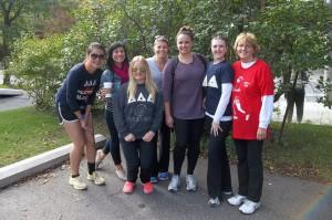 Terry Fox Run 2014 - Mooredale Group