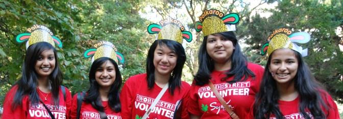 Festival Volunteers