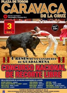 TOROS CARAVACA DE LA CRUZ 3 OCT 2021