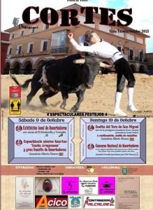 TOROS CORTES 9 Y 10 DE OCTUBRE 2021