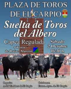 TOROS EL CARPIO 2 OCTUBRE 2021