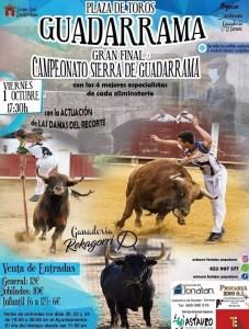 TOROS GUADARRAMA 1 OCTUBRE 2021