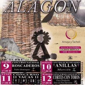 TOROS ALAGON 9 A 12 OCTUBRE 2021