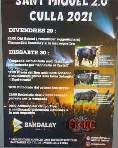 TOROS CULLA 30 OCTUBRE 2021