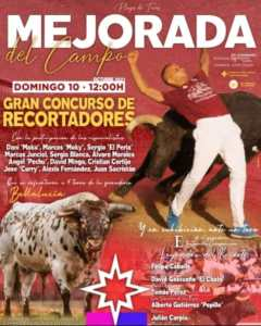 TOROS MEJORADA DE CAMPO 10 OCTUBRE 2021