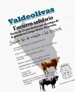 TOROS VALDEOLIVAS 16 OCTUBRE 2021