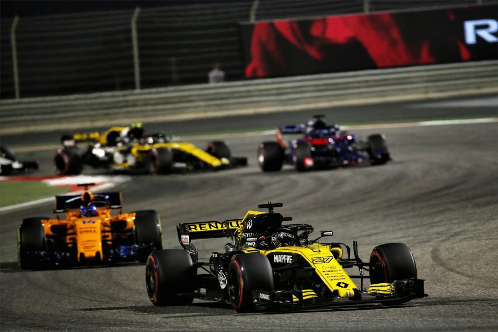 2018 - Grand Prix Gulf Air de Formule 1 de Bahreïn