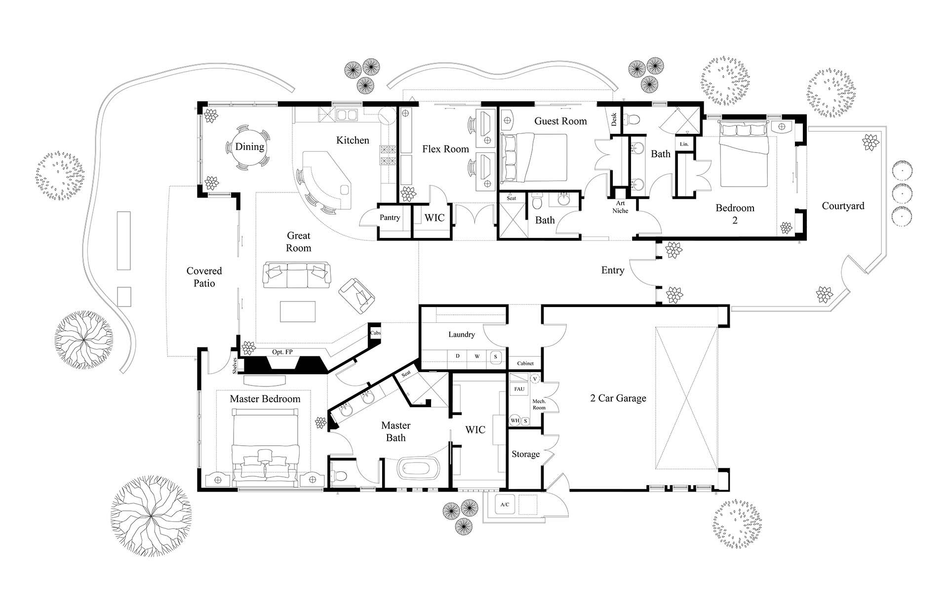Toroweap At Entrada Home Designs