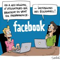 Les statuts les plus pourris de Facebook...