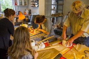 kurs keramikk rako torpedo design tekstur