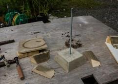 betongsokkel