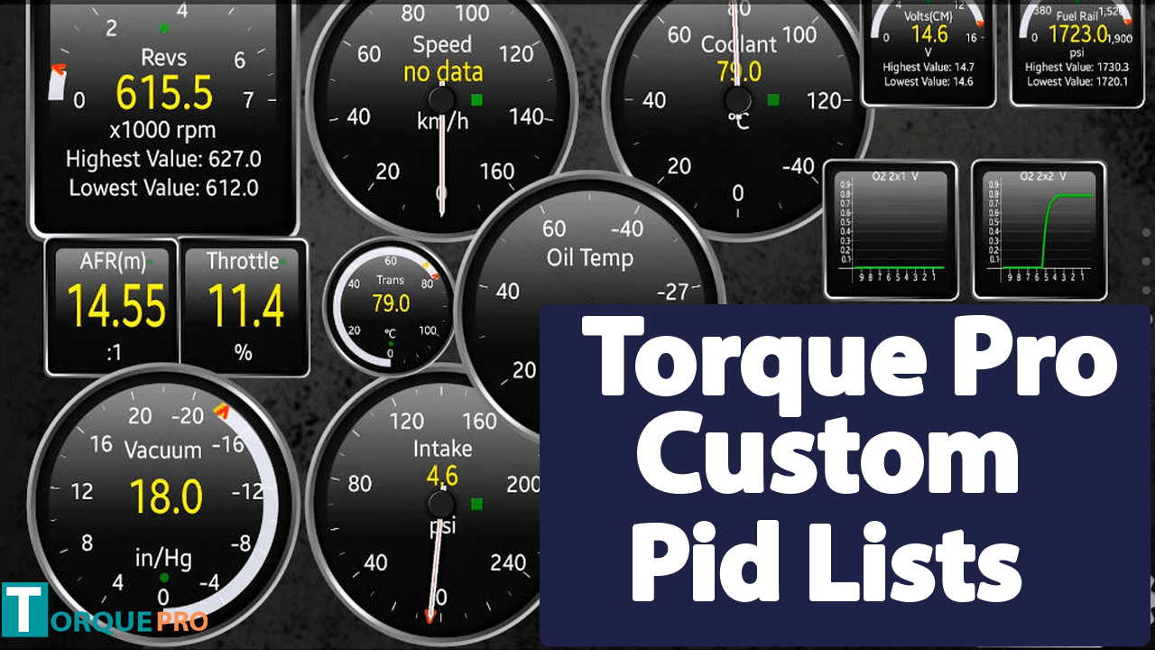 torque pro custom pid list