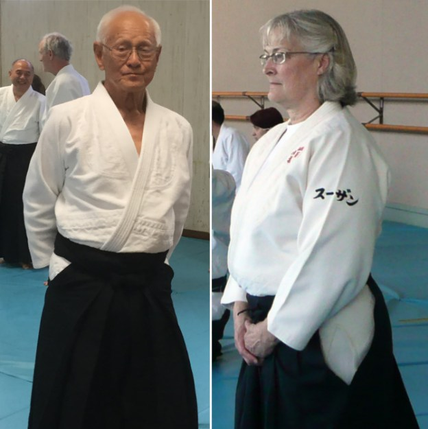 Chinn and Grigsby Sensei Fall Seminar