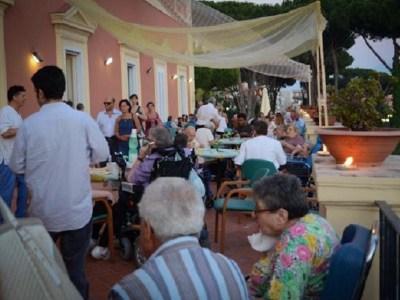 RSA Villa delle Terrazze: La Festa dell'Estate