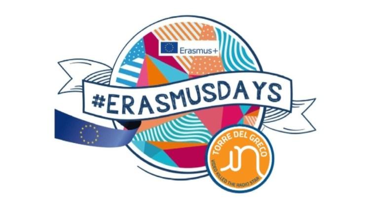 @erasmus, @ang inradio, @torre dei giovani, @ErasmusDays