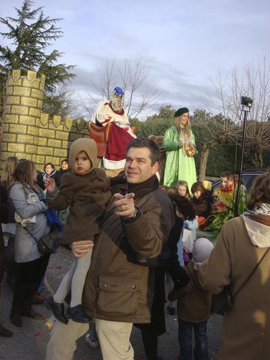 Cabalgata de Reyes Torrelodones 2009