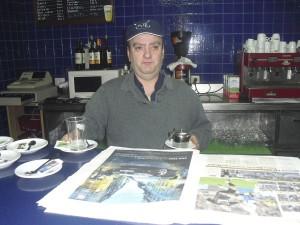 Ito se va del bar del Torrelodones CF