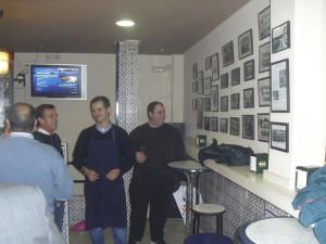 En las paredes cuelga la historia de Torrelodones
