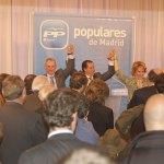 Galbeño, Laorden, Aguirre, Ongil (imagen cedida por el PP de Torrelodones)