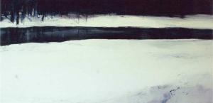 Winter landscape IV, de Francisco Solano Jiménez