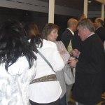 Familia Chinchilla en la presentación de Javier Laorden en Torrelodones