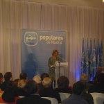 Esperanza Aguirre en Torrelodones