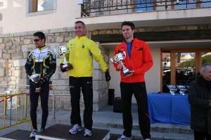 Ganadores de la XXV Carrera Pedestre Popular de Torrelodones