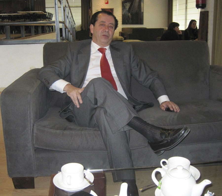 Javier Laorden Ferrero