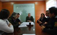 Comisión Seguimiento Obras Avda. de la Dehesa Torrelodones