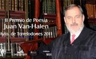 II Premio de Poesía Juan Van Halen