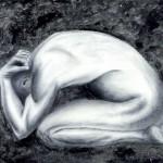 Elsa Lafuente González - Sin Título - Óleo sobre lienzo - año 2011