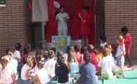 Escuela de verano en el colegio Los Angeles, Torrelodones