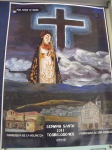 Programación Semana Santa 2011 Torrelodones